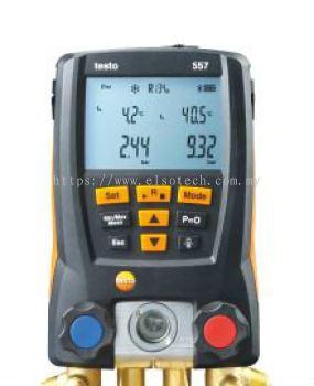testo 557 set - Digital manifold