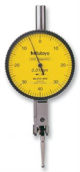 MITUTOYO 	513-404E  DIAL TEST INDICATOR 0-40-0 .8/.01MM