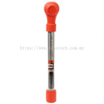 "Insulated Torque Wrench 13541, 1/2"""" adjustable TT60"