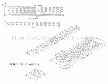 HOT-DIP GALVANIZED / SUPERDYMA Stainless steel 304,316 / Aluminium A1100 CABLE TRAY (OUTDOOR USE )