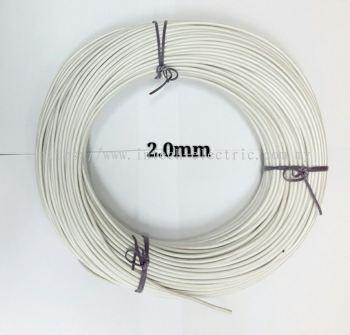 Fiber Glass Sleeving ��2.0mm��
