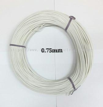 Fiber Glass Sleeving ��0.75mm��