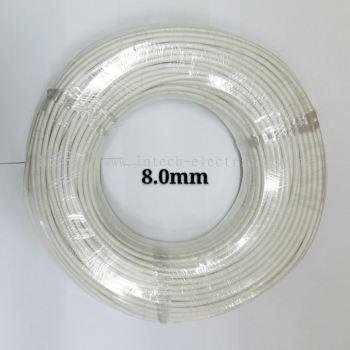 Fiber Glass Sleeving ��8.0mm��
