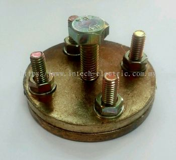 copper test bond