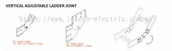 Ladder Accessories - Vertical Adjustable Ladder Joint