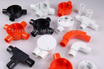 SAGA - PVC-LINK - WIREMAN Fitting & Accessories