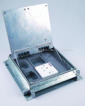 SAGA Service-box