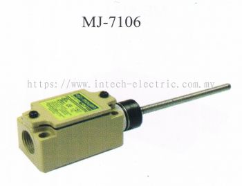 MOUJEN MJ-7106(MJ-7306) Precision Oil-Thight Limit Switch 45'