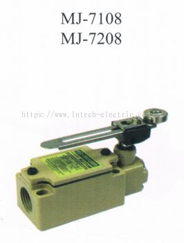 MOUJEN MJ-7108(MJ-7208)  Precision Oil-Thight Limit Switch 45'