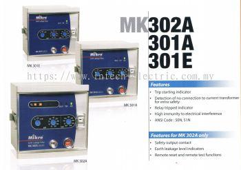 MIKRO MK301A EARTH LEAKAGE RELAY