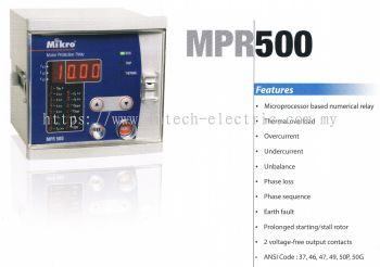 MIKRO MPR500