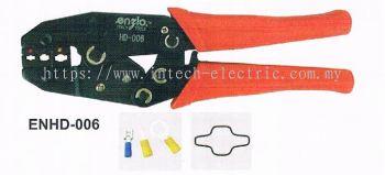Enzio Hand Crimping Tool ENHD-006 Quad-Point Crimping L220mm