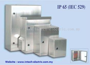 Stainless Steel Enclosure (IP65)