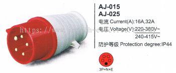 AJ-015 & AJ-025 (IP44)