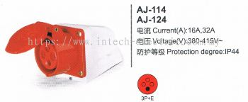 AJ-114 & AJ-124 (IP44)