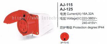 AJ-115 & AJ-125 (IP44)