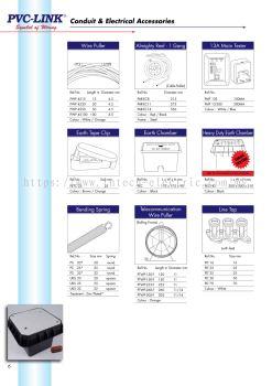 Pvc-Link Conduit & Electrical Accessories