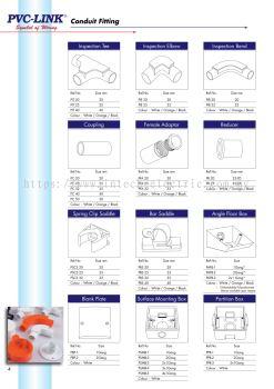 Pvc-Link Conduit Fitting-1