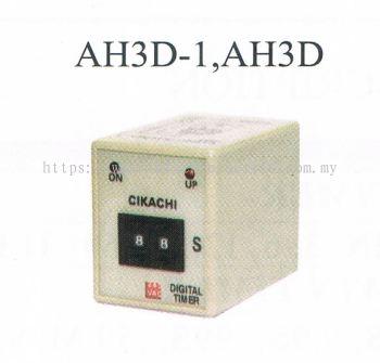 CIKACHI-DIGITAL TIMER(AH3D-1,AH3D)