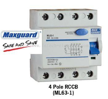 Maxguard-4poleRCCD