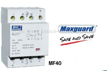Maxguard-MF40A 4pole contactor