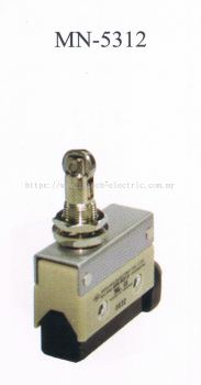 MOUJEN MN-5312 Compact Enclosed Limit Switch