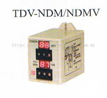 CIKACHI- TWIN TIMER (TDV-NDM,NDMV)