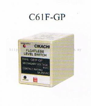 CIKACHI- FLOATLESS RELAY (C61F-GP)