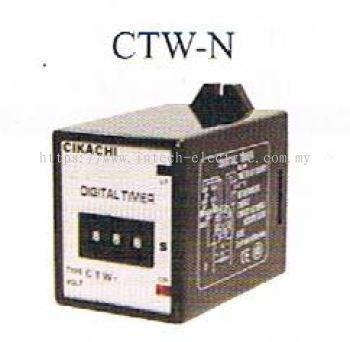 CIKACHI- PROTECTIVE RELAY (CTW-N)