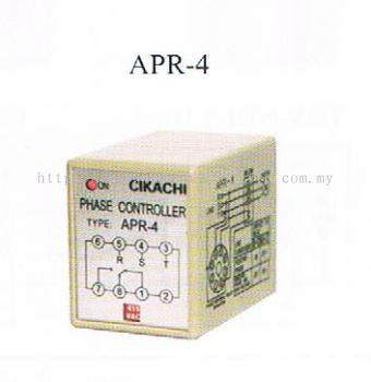 CIKACHI- PROTECTIVE RELAY (APR-4)