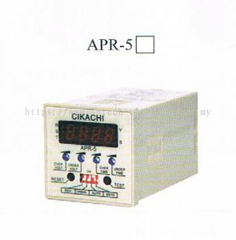 CIKACHI- PROTECTIVE RELAY (APR-5)