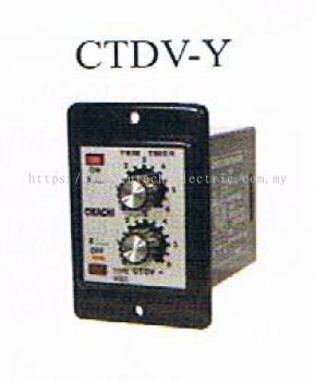 CIKACHI- TWIN TIMER (CTDV-Y)