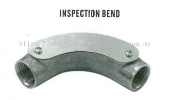 Pum GI Inspection bend
