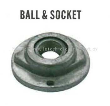 Pum GI ball & socket