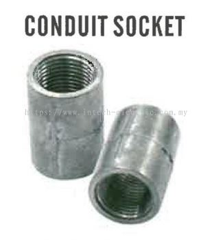 Pum GI Conduit Socket