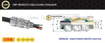 CMP E1FW CABLE GLAND