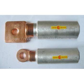 Low Voltage BI-metal Cable Lug 600/1000V MOQ 100pcs