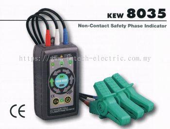 Kyoritsu KEW 8035 Non-Contact safety Phase Indicator