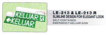 ECONLITE LE-213 & LE-213 R