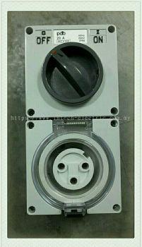 56Series 56CV320 20A 3Pin Socket