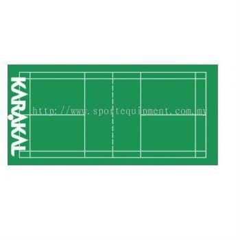 Karakal Badminton Floor Mat (4.0mm)