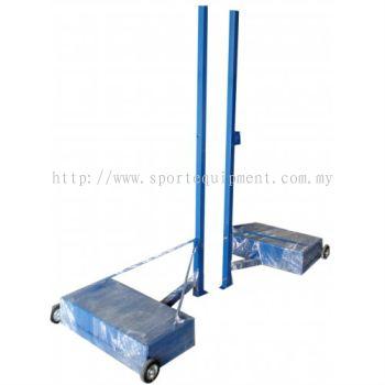 Moveable Badminton Post