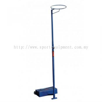 Moveable Netball Post (pair)