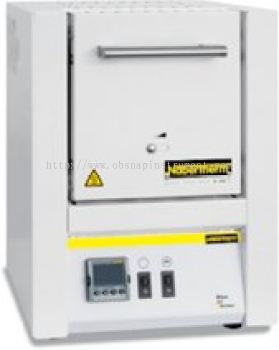 Muffle Furnaces Basic Models (Nabertherm LE 1/11 - LE 14/11)