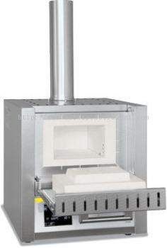 Ashing Furnaces with Flap Door or Lift Door (Nabertherm LV 3/11 - LVT 15/11)
