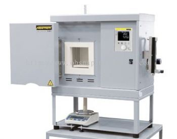 Weighing Furnace incl. Scale and Software for Determination of Combustion Loss (Nabetherm)