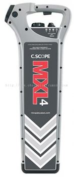 Pipe and Cable Locator - MXL4 Precision Locator