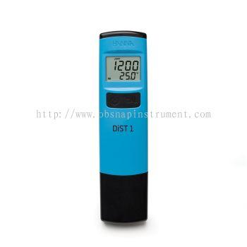 DiST® 1 Waterproof TDS Tester HI98301 (0-2000 ppm)
