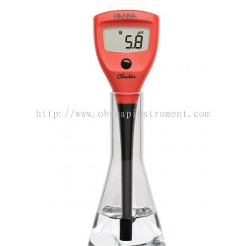 Checker® pH Tester with 0.1 pH Resolution HI98103