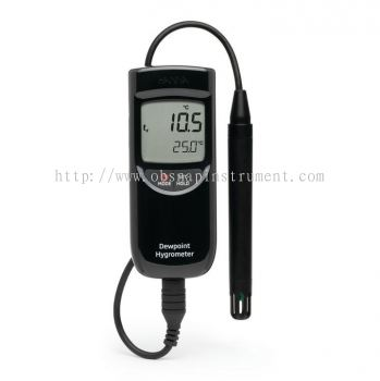 Thermohygrometer with Dewpoint HI9565